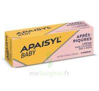 Apaisyl Baby Crème irritations picotements 30ml à CHASSE SUR RHONE