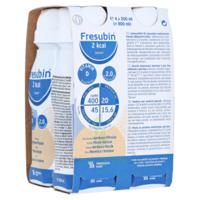 Fresubin 2kcal Drink Nutriment Pêche Abricot 4 Bouteilles/200ml à CHASSE SUR RHONE