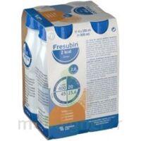 Fresubin 2kcal Drink Nutriment Caramel 4 Bouteilles/200ml à CHASSE SUR RHONE
