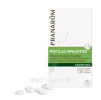 Aromaforce Pastille apaisante gorge bio B/21 à CHASSE SUR RHONE