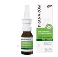 Aromaforce Solution nasale dégage le nez 15ml à CHASSE SUR RHONE