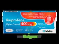 Ibuprofene Mylan Conseil 400mg, Comprimés Pelliculés à CHASSE SUR RHONE