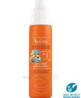 Avène Eau Thermale Solaire Spray Enfant 50+ 200ml à CHASSE SUR RHONE