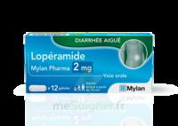 LOPERAMIDE MYLAN PHARMA 2MG, gélules à CHASSE SUR RHONE