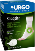 Urgo Strapping 6cm X 2,5m à CHASSE SUR RHONE