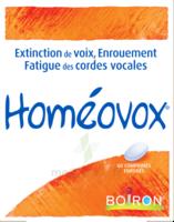 Boiron Homéovox Comprimés à CHASSE SUR RHONE