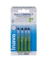 Inava Brossettes Mono-compact Vert Iso 6 2,2mm à CHASSE SUR RHONE