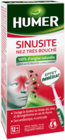 Humer Sinusite Solution nasale Spray/15ml à CHASSE SUR RHONE