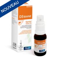 Pileje D3 Biane Spray 1000 Ui - Vitamine D Flacon Spray 20ml à CHASSE SUR RHONE