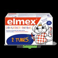 Elmex Duo Dentifrice Enfant, Tube 50 Ml X 2 à CHASSE SUR RHONE