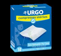 Urgo Compresse Stérile 10x10cm 10 Sachets/2 à CHASSE SUR RHONE