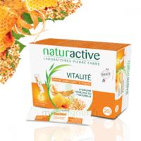 Naturactive Phytothérapie Fluides Solution Buvable Vitalité 2b/20 Sticks/10ml à CHASSE SUR RHONE