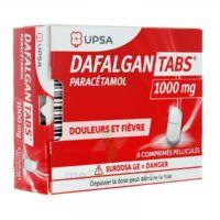 Dafalgantabs 1 G Cpr Pell Plq/8 à CHASSE SUR RHONE