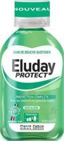 Pierre Fabre Oral Care Eluday Protect Bain De Bouche 500ml à CHASSE SUR RHONE