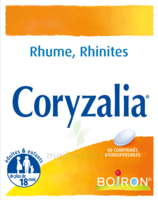 Boiron Coryzalia Comprimés orodispersibles à CHASSE SUR RHONE