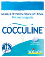 Boiron Cocculine Comprimés Orodispersibles B/40 à CHASSE SUR RHONE